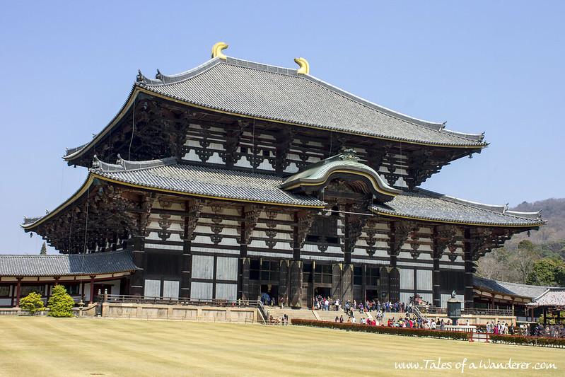 奈良 NARA - 東大寺 Tōdai-ji