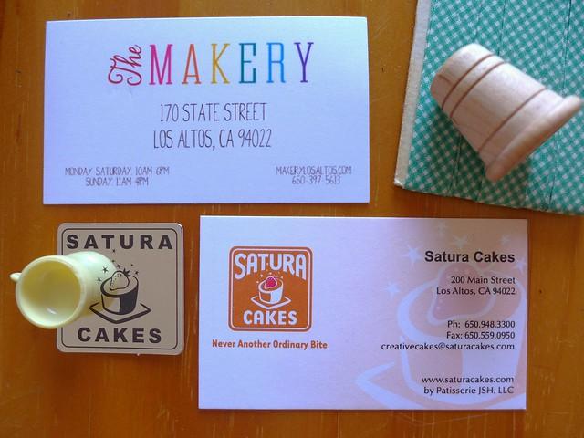 Makery e Satura Cakes