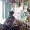 In KVLR's studio, Belfast #graffiti #streetart