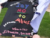 Say No To Abuse