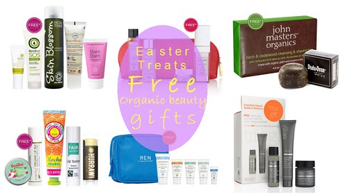 Weekly Discounts and Free Organic Beauty Gifts #13