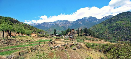 landscape bhutan bluemountain paru 2015 sabitbd zahidulhaquesabit