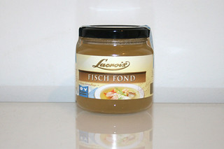 07 - Zutat Fischfond / Ingredient fish stock