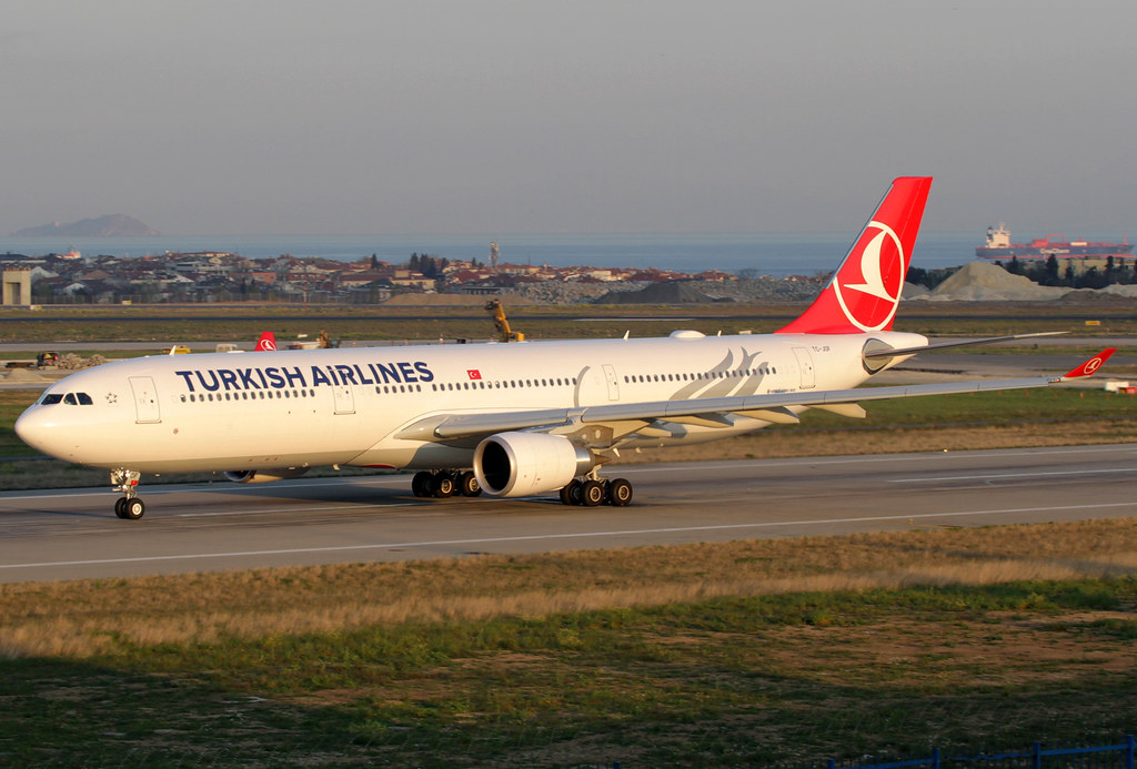 TC-JOF - A333 - Turkish Airlines