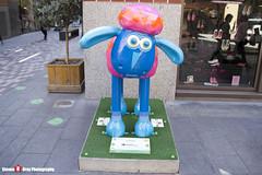 FLASH! No.17 - Shaun The Sheep - Shaun in the City - London - 150423 - Steven Gray - IMG_9983