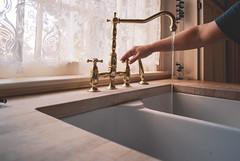 countertop, wood, room, bathtub, interior design, plumbing fixture, tap, sink,