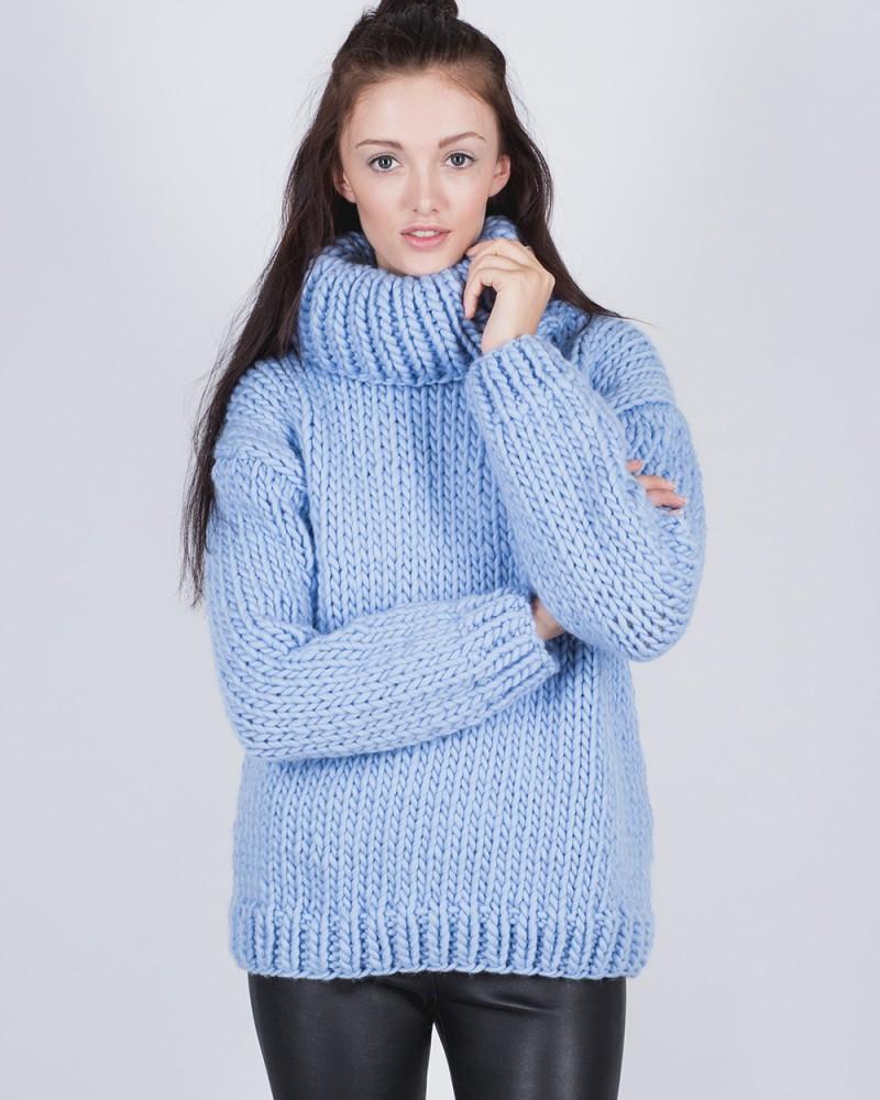 I Love Mr Mittens Rose big sweater