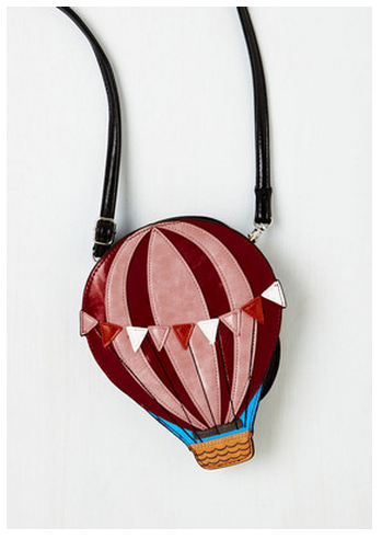 hot air balloon purse