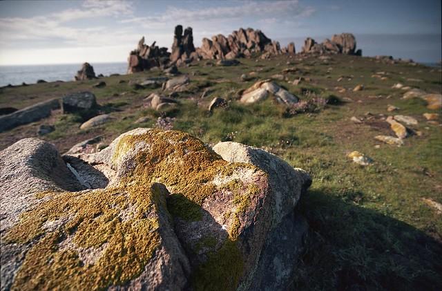 La pointe du Diben, Canon EOS 3, Canon EF 16-35mm f/4L IS USM