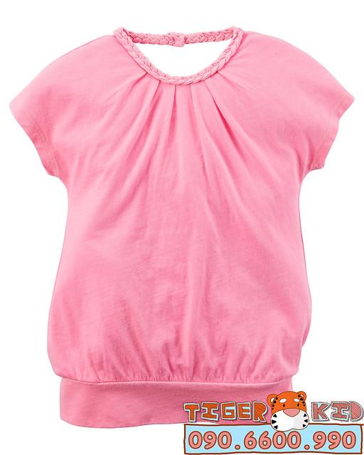 Quần áo trẻ em, bodysuit, Carter, đầm bé gái cao cấp, quần áo trẻ em nhập khẩu, Áo thun Carter's nhập Mỹ 12M-24M
