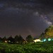 Milky way,Fushoushan Farm 福壽山銀河 by Vincent_Ting