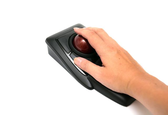 十年的等待?!Kensington 專業軌跡球 Expert Mouse Wireless 無線版本 @3C 達人廖阿輝
