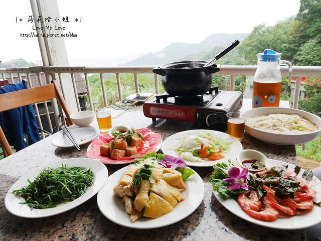貓空美食泡茶餐廳推薦清泉山莊 (18)