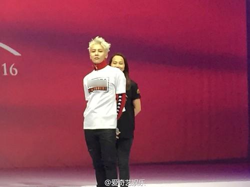G-Dragon - Kappa 100th Anniversary Event - 26apr2016 - qiyiyule - 05