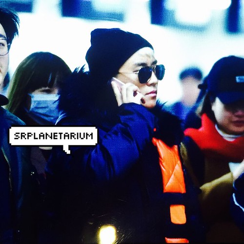 Big Bang - Gimpo Airport - 31dec2015 - Planetarium_SR - 02