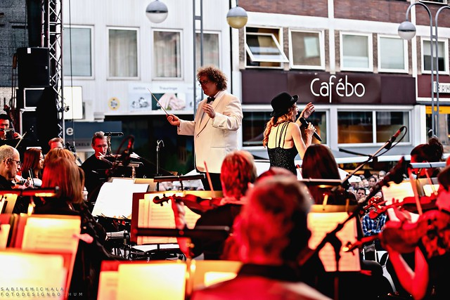 [Ute Lemper & Bochumer Symphoniker - 09.09.2016 / Bochumer Musiksommer]