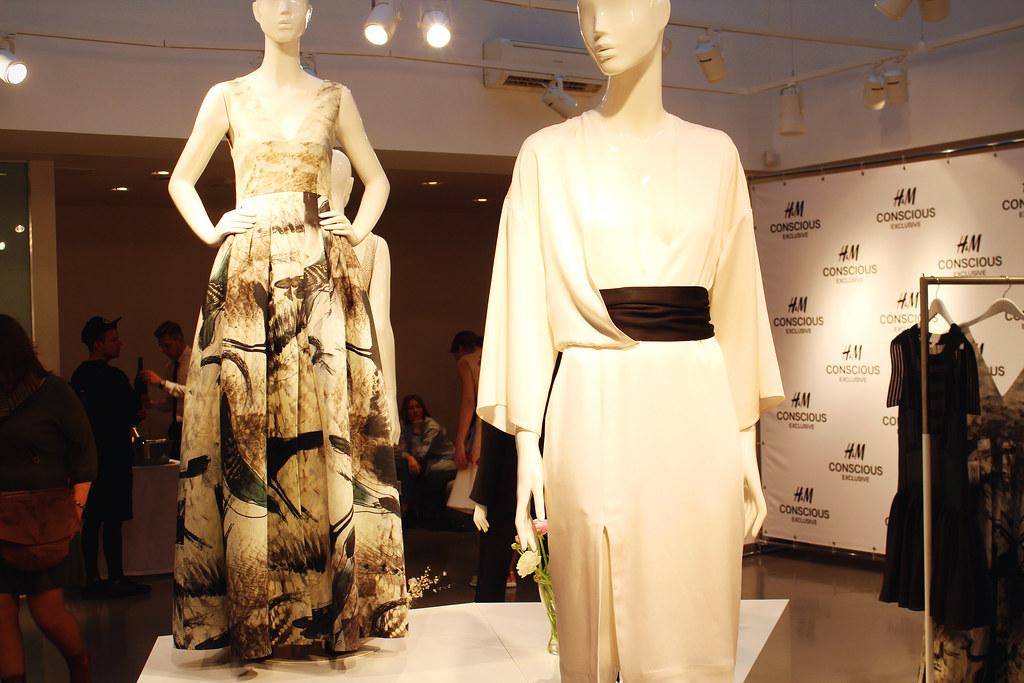 H&M Conscious Exlusive 2015 kimono