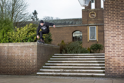 Connor Pearce - Soul to 180 grab out
