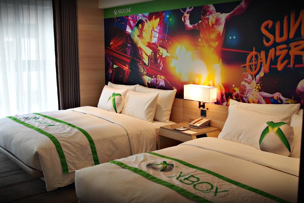 XBOX主題飯店 和逸台南館-房間-30