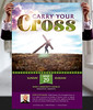 Carry Your Cross Flyer and Poster Template