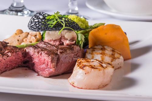 高雄50年牛排老店,新國際西餐廳堅持的傳統美味料理 (21)美國玉米飼特級-菲力牛排