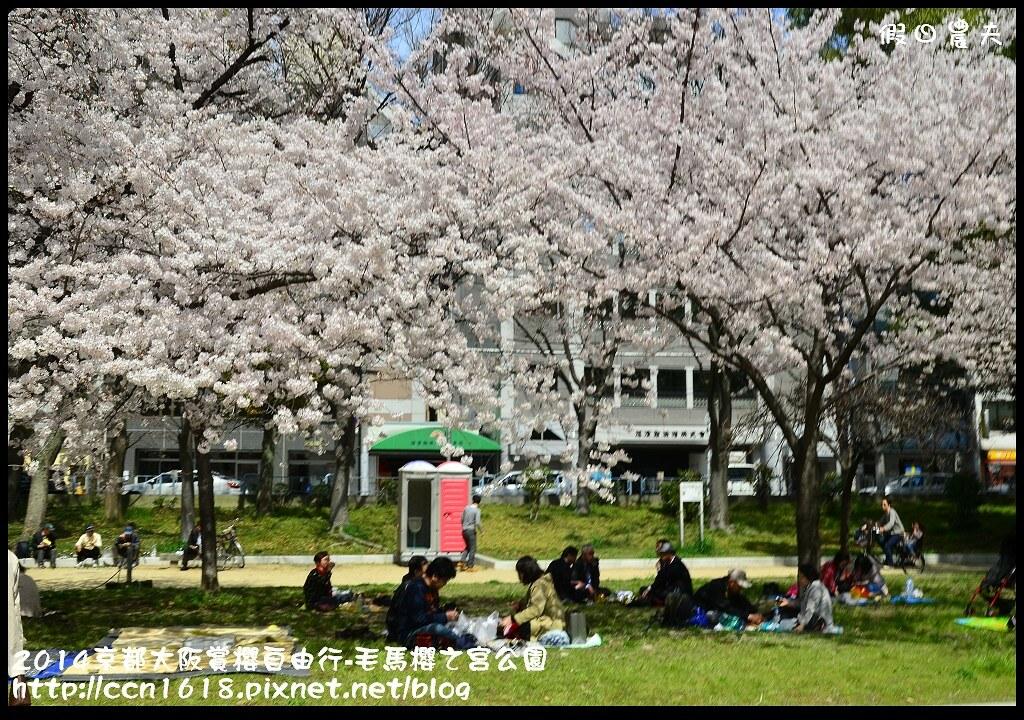 2014京都大阪賞櫻自由行-毛馬櫻之宮公園DSC_2119