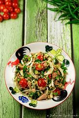 Thai Tuna Salad - Yam Tuna