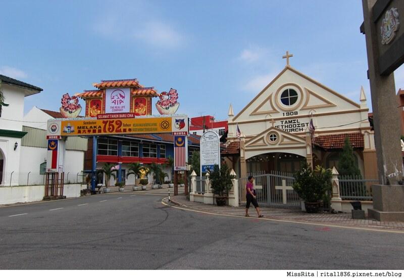 馬來西亞 馬六甲好玩 雞場街 雞場街夜市 地理學家咖啡館4