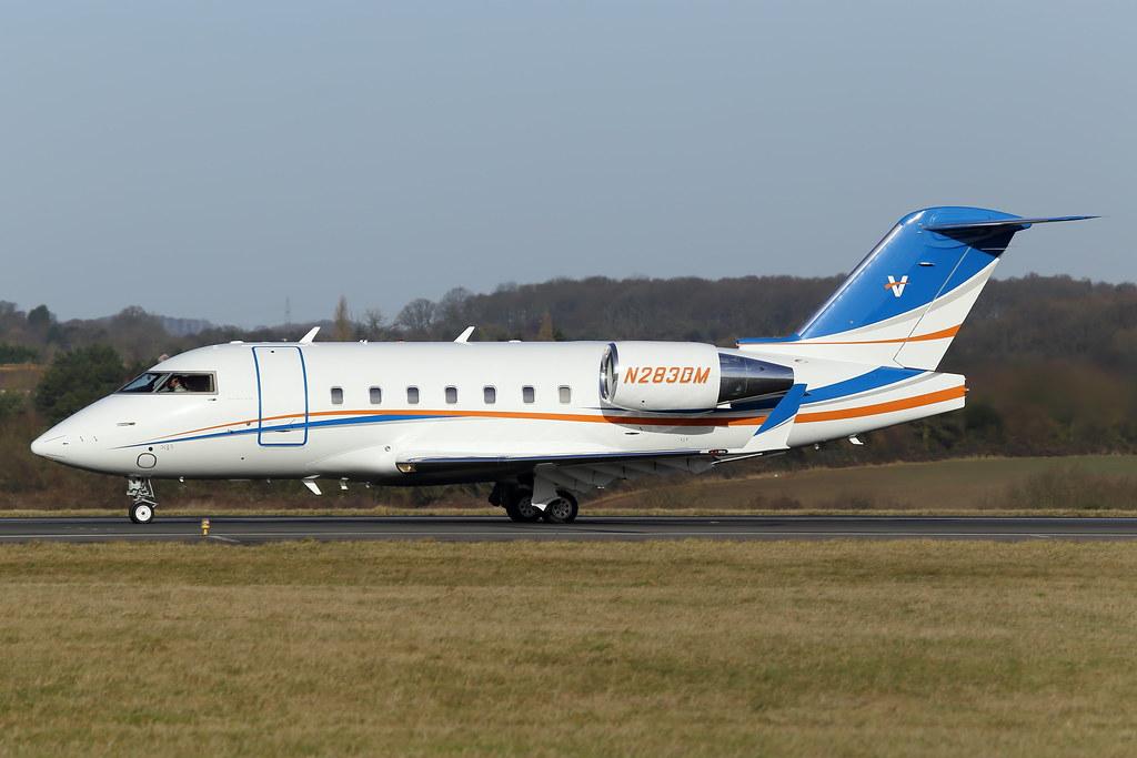 N283DM - GLEX - Solairus Aviation