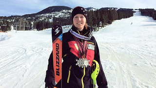 IPC Alpine Skiing World Championships in Panorama, Canada.