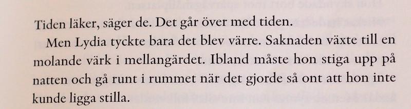 För Lydia - Sundström