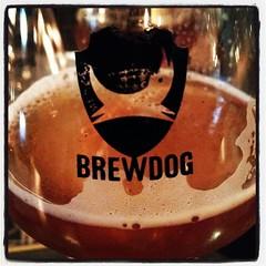 #BrewDog Mer danskt: Reparationsbajer, från To øl.