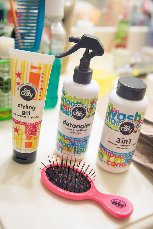 SoCozy Hair Products for Kids