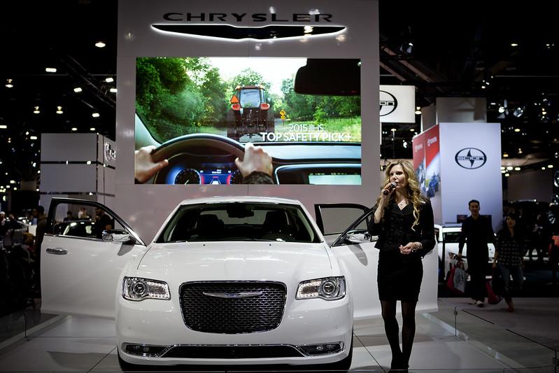 International Auto Show 2015