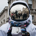 spaceman selfie by jonron239