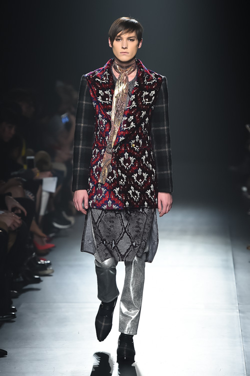 FW15 Tokyo DRESSCAMP022(Fashion Press)