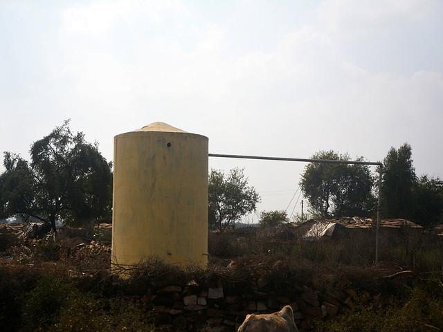 आमेठ में जल संकट