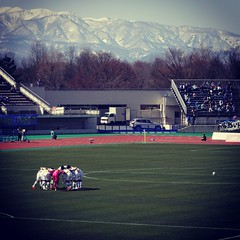 Yamagata away day. 3points, that's the only thing for #bellmare