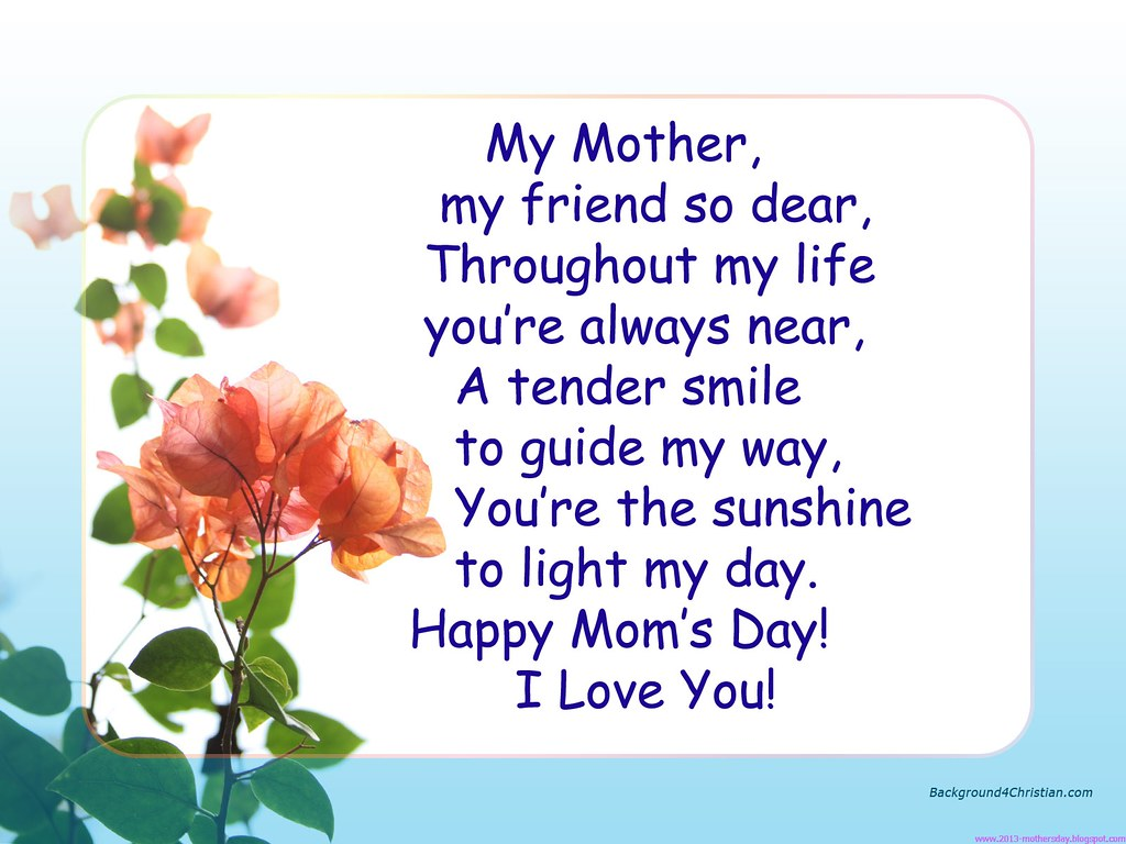 Happy Mother Day Quotes | Happy Mother Day Quotes we dedicat ...