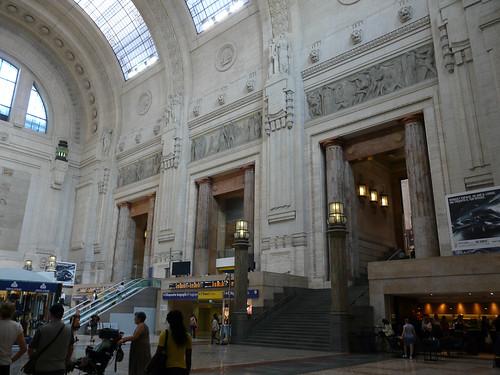 Estação Milano Centrale