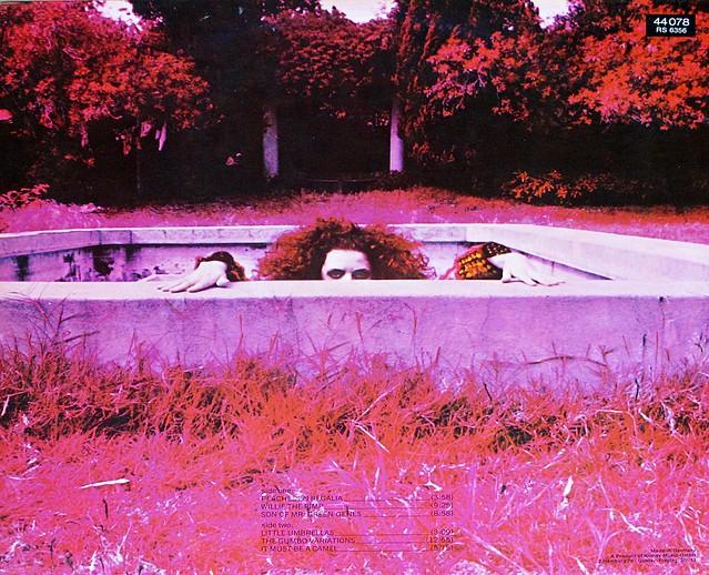Frank Zappa Hot Rats Gatefold Acid Psych Prog Jazz