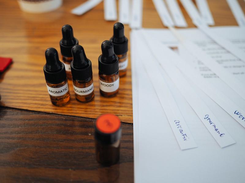Perfume Trial #3