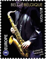 13 LE SAXOPHONE timbre B