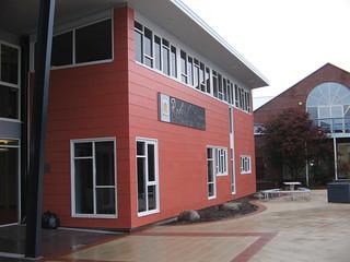 PROJ - Robert Dean Senior Student Centre featuring TN Smooth in Gibson