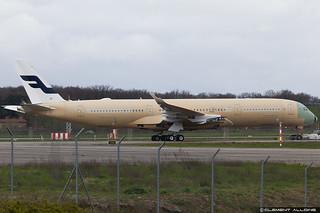 Finnair Airbus A350-941 cn 019 F-WZFN // OH-LWB