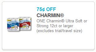picture regarding Charmin Coupon Printable called $8.24 Charmin Reward Packs at CVS with Coupon (0.41/dbl rol