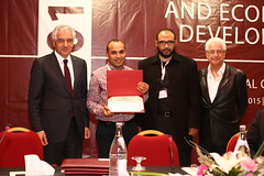 Mohamed Amara and Hatem Jemmali (Best Paper Award)