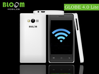 Bloom Smartphone GLOBE  4.0 Lite