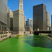 St Patrick`s Day in Chicago