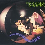 "CRAMPS - Psychedelic Jungle 12"" LP ALBUM VINYL"